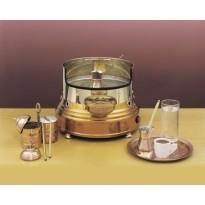 Turkiškos-graikiškos kavos aparatas