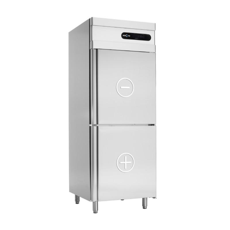 Šaldytuvas-šaldiklis 240+240 l