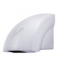 Hand dryer for wall-mounting