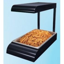 French fries warmer