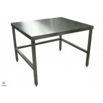 Nerūdyjančio plieno stalai