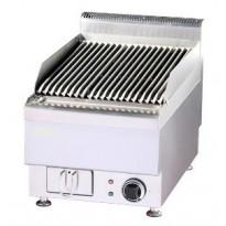 Lavastone grill, gas